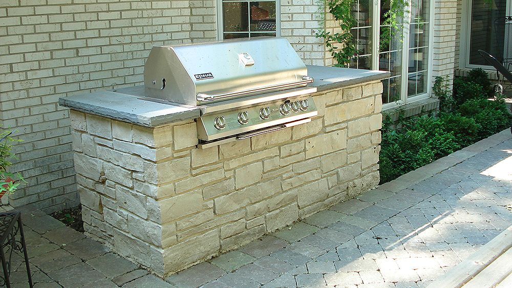 Built in grill ideas 28 images outdoor patio built for Built in barbecue grill plans