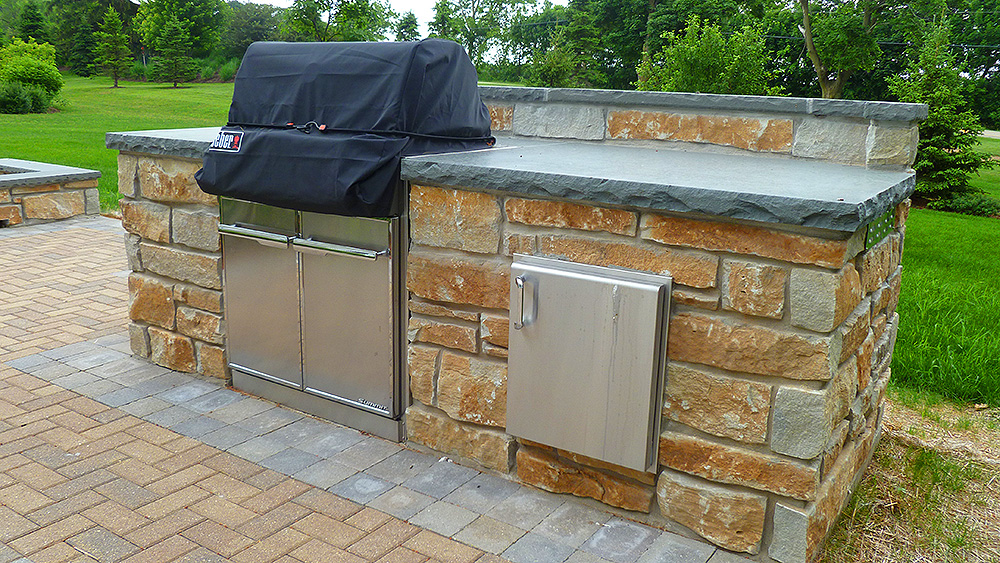 28 best built in grill ideas outdoor grill islands for Built in outdoor grill plans