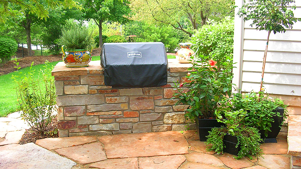 Outdoor barbecue grills bing images for Built in barbecue grill ideas