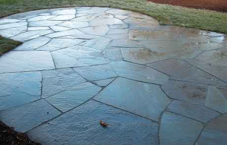 Considering a flagstone patio?
