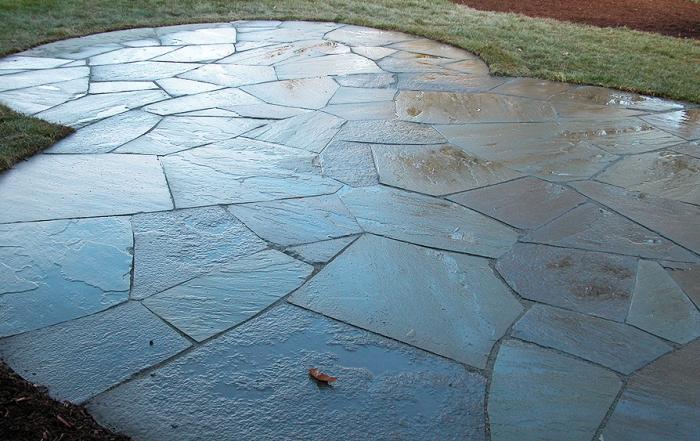 Considering a flagstone patio?